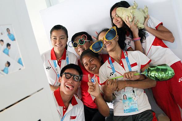 Nanjing-2014-Athletes