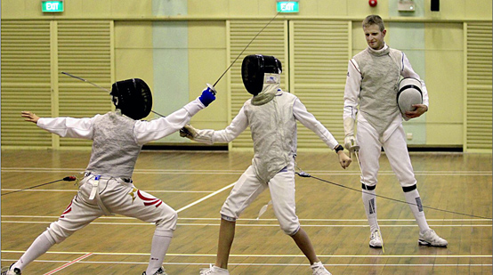 fencing-workshop