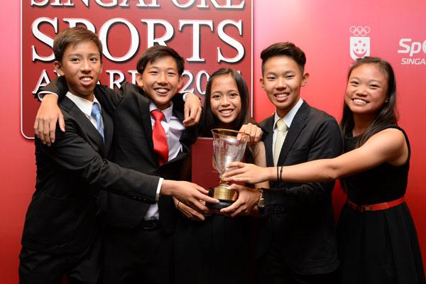 Singapore Sports Awards 2014 08T210731