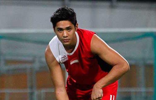 Nur Ashriq Ferdaus Singapore National Olympic Council