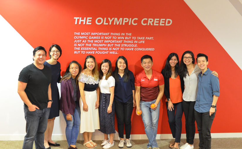 SNOC Archives - Singapore National Olympic Council