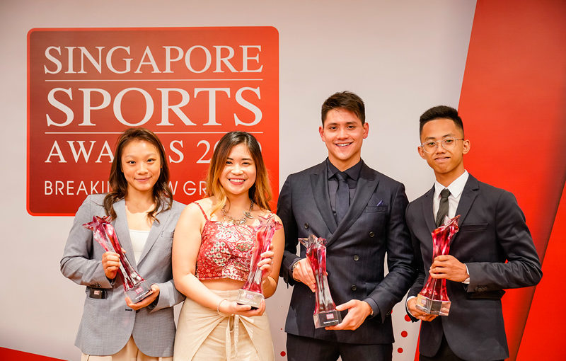 Singapore Sports Awards - Singapore National Olympic Council